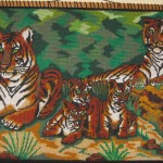 Not4Sale - Tiger Tapestry